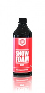Good Stuff Snow Foam Mint 500 ml aktywna piana o neutralnym pH miętowy kolor