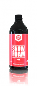 Good Stuff Snow Foam Pink 1000 ml aktywna piana o neutralnym pH różowy kolor