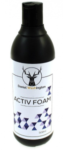 Daniel Washington Active Foam aktywna piana do mycia 500 ml