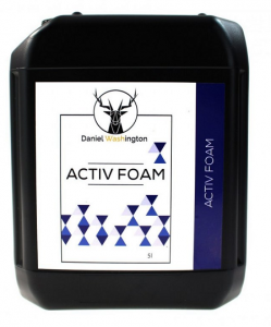 Daniel Washington Active Foam aktywna piana do mycia 5 l